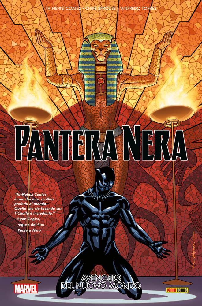 Pantera Nera vol. 4