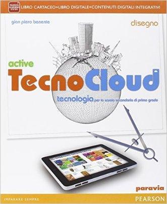 Tecno cloud. Disegno e tavole. Con e-book. Con espansione online. Con LibroLIM. Per la Scuola media