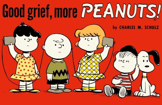 Good Grief, More Peanuts!