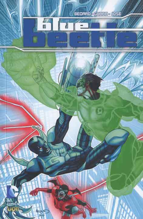 Blue Beetle vol. 2 - Blue Diamond