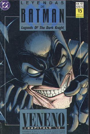 Leyendas de Batman #...
