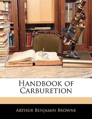 Handbook of Carburetion