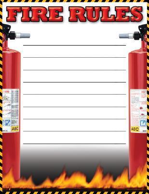 Fire Rules Cheap Chart