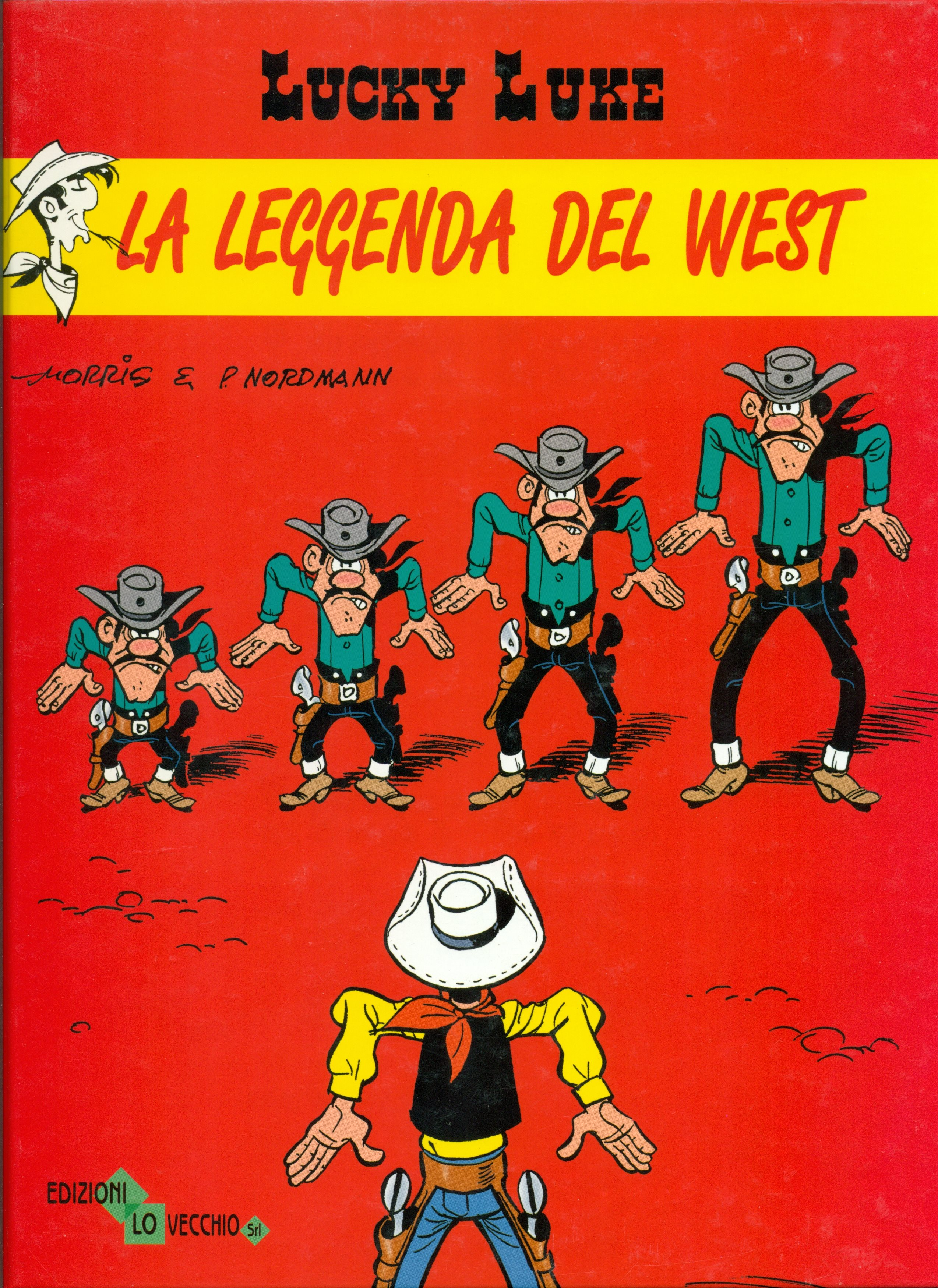 Lucky Luke - La leggenda del West