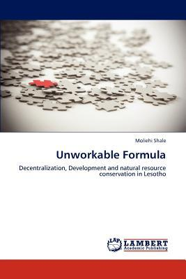 Unworkable Formula