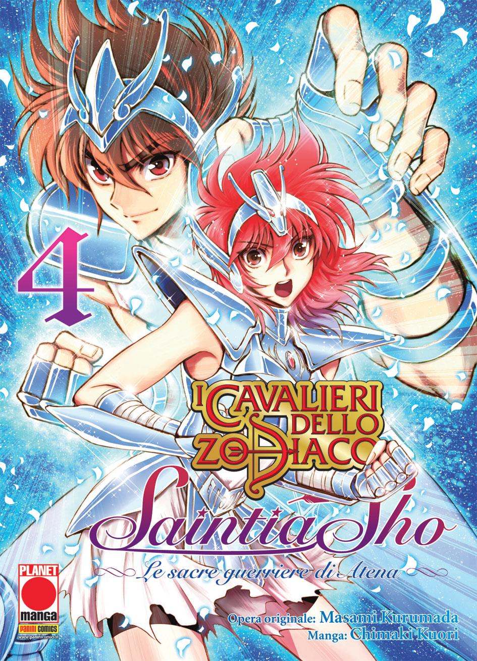 I Cavalieri dello Zodiaco - Saintia Sho vol. 4