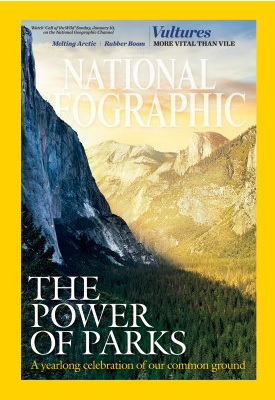 National Geographic, January 2016