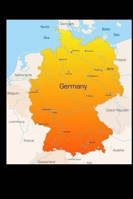 Map of Germany Journal