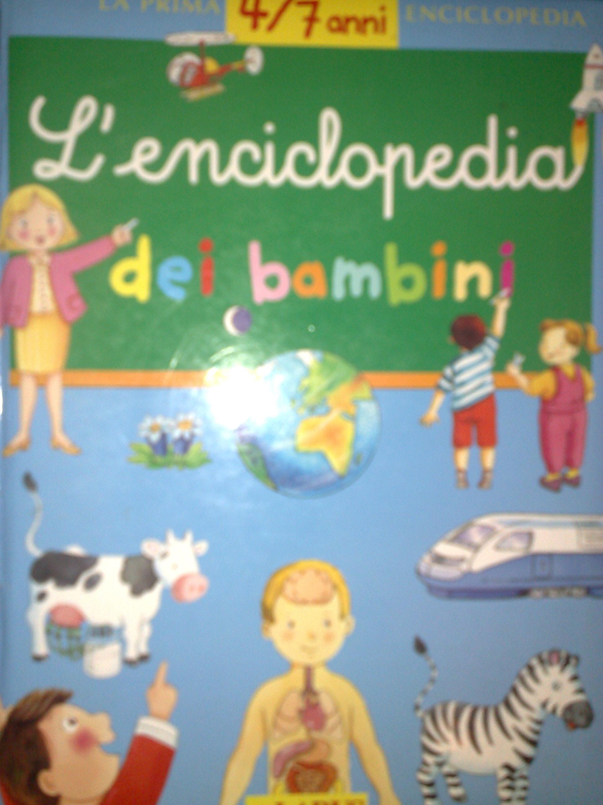 L' enciclopedia dei bambini