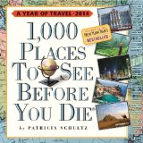 1,000 PLACES TO SEE BEFORE YOU DIE 2009 CALENDAR