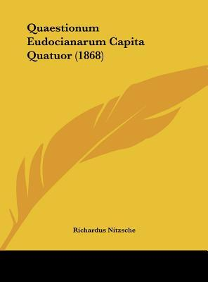 Quaestionum Eudocianarum Capita Quatuor (1868)