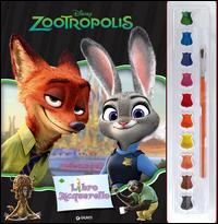 Zootropolis. Libro a...