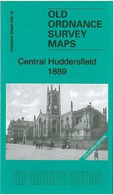 Central Huddersfield 1889