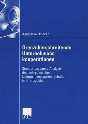 Grenzüberschreitende Unternehmenskooperationen