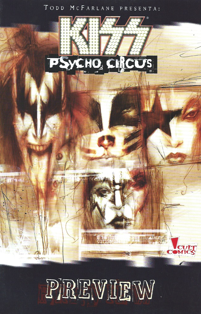 Kiss Psycho Circus Preview