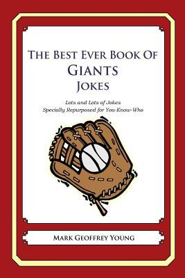 The Best Ever Book of Giants Jokes