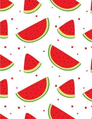 Watermelon Notebook Dot Grid