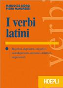 I verbi latini