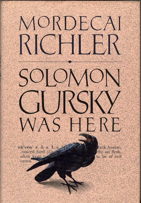 Solomon Gursky Was H...