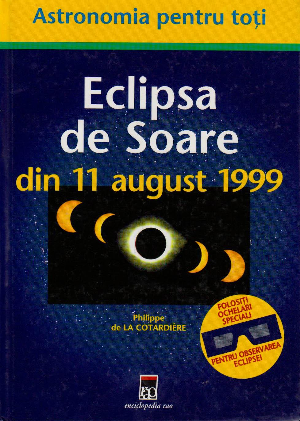 Eclipsa de soare din 11 august 1999