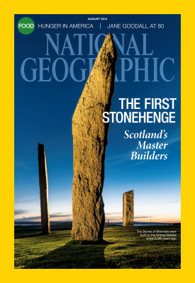 National Geographic, August 2014