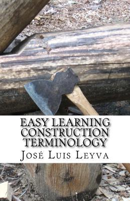 Easy Learning Construction Terminology