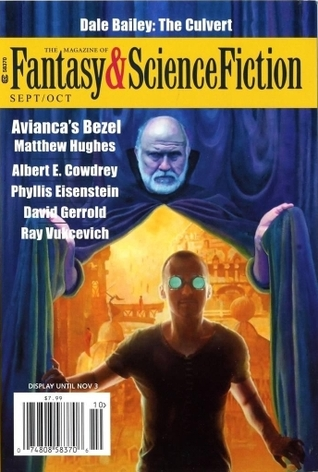 The Magazine of Fantasy & Science Fiction, September/October 2014