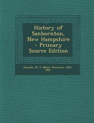 History of Sanbornton, New Hampshire