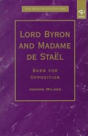 Lord Byron and Madame de Staël