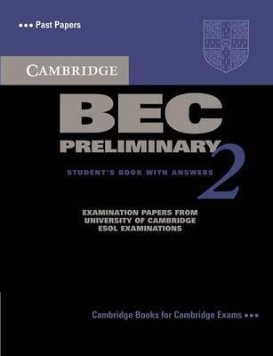 Cambridge Bec preliminary. With answers. Per gli Ist. tecnici e professionali