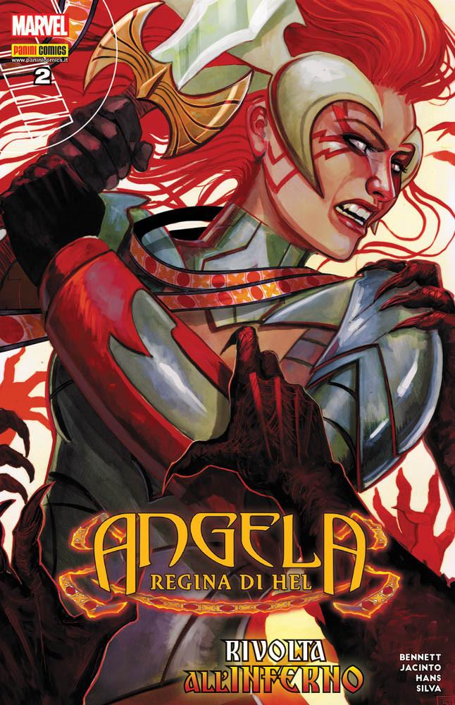 Angela Regina di Hel vol. 2