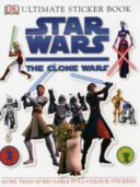 Star Wars Clone Wars Ultimate Sticker Book