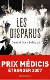 Les Disparus - Prix Médicis 2007 du roman étranger