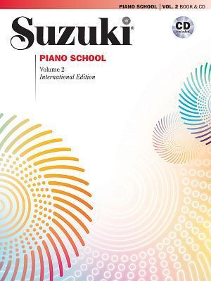 Suzuki Piano School, New International Edition, con CD