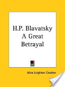 H.P. Blavatsky a Gre...