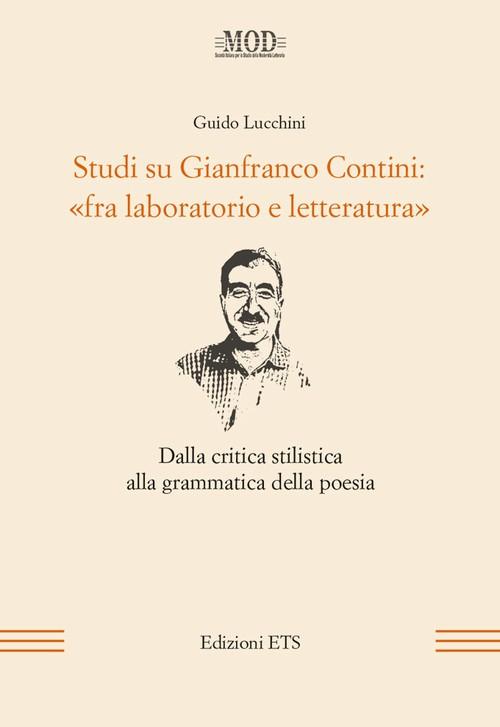 Studi su Gianfranco Contini