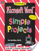Microsoft Word Simple Projects