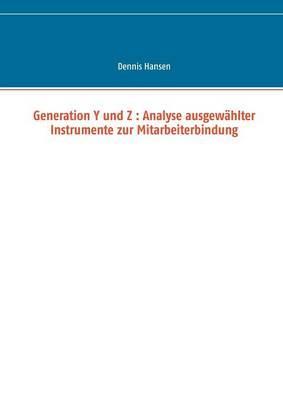 Generation Y und Z