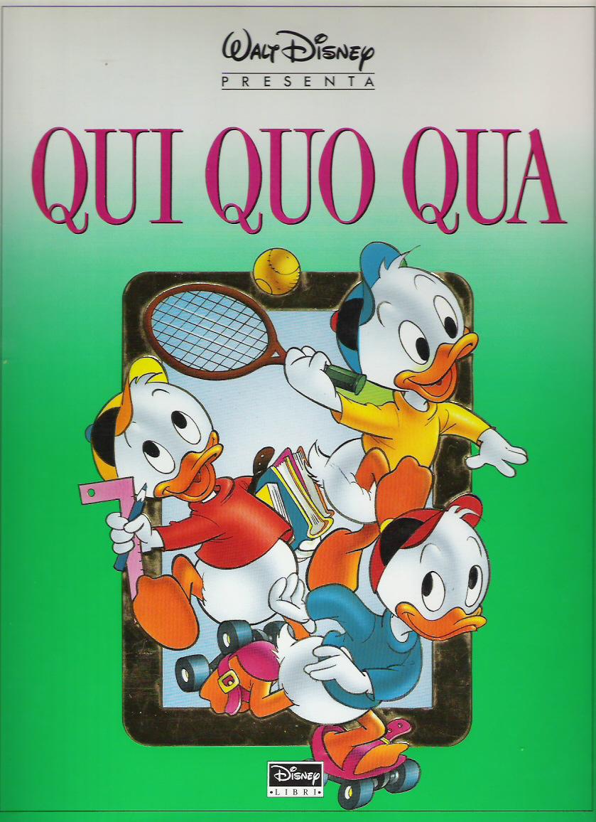 Qui Quo Qua