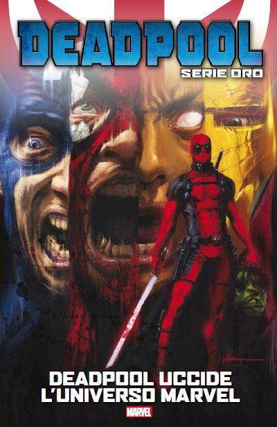 Deadpool: Serie oro vol. 1