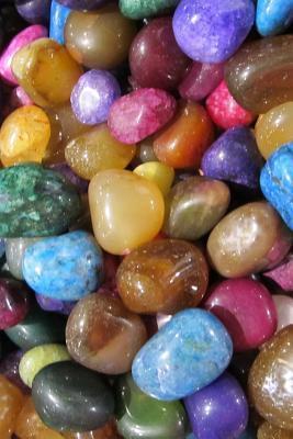 Colorful Polished Rocks Journal