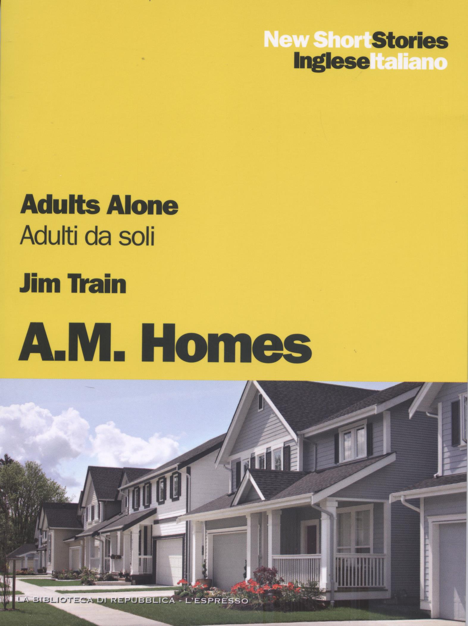 Adults alone - Jim T...