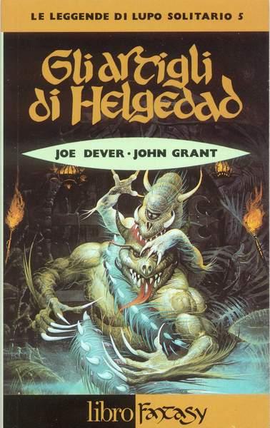 Gli artigli di Helge...