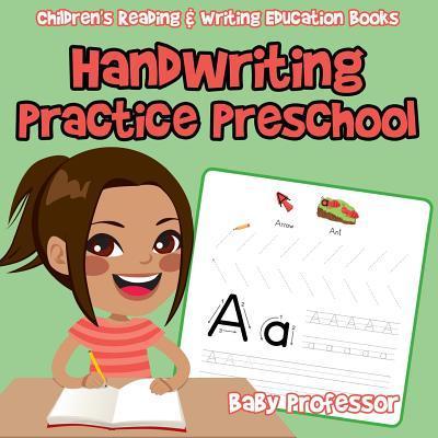 Handwriting Practice Preschool