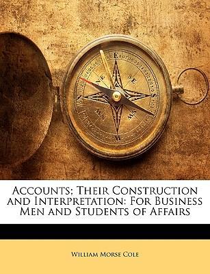Accounts; Their Cons...