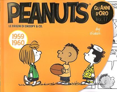 Peanuts - Gli Anni d'Oro vol. 17
