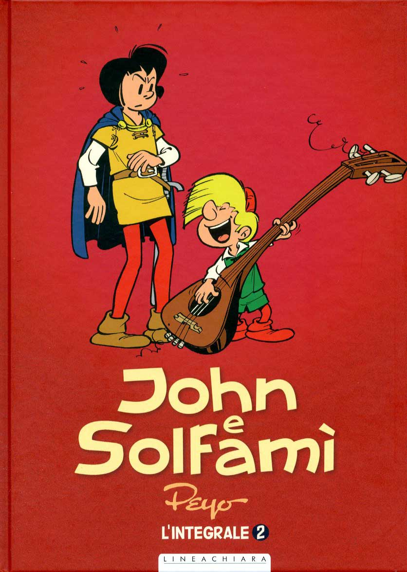 John e Solfamì - L'integrale vol. 2