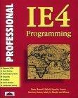 Professional IE4 Pro...