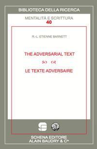The adversarial text-Le texte adversaire