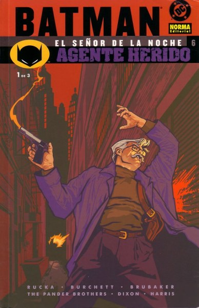 Batman: El señor de la noche #6 (de 19)